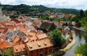 Летние каникулы в Праге 2017 — поездка в красивейший город Чешский Крумлов