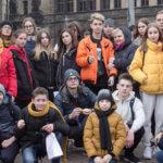 общее фото стдуентов в Дрездене eurostudy