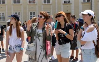 Каникулы в Праге вместе МСМ
