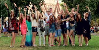 Летний курс английского в Праге
