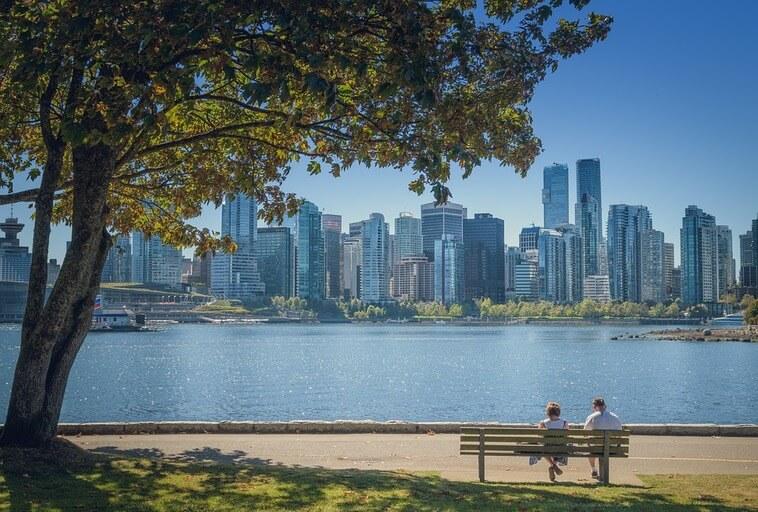 парк в Ванкувере eurostudy