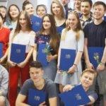 студенты МСМ с сертификатами eurostudy
