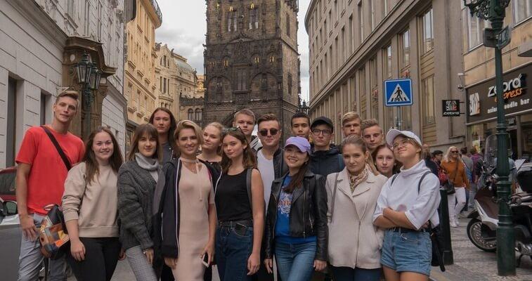 """экскурсия """"Старая Прага"""" eurostudy"""