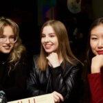 вечеринка в Joe Club в Праге eurostudy