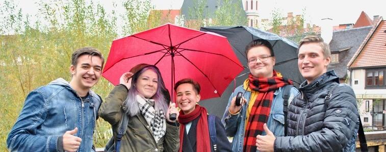поездка в чески-крумлов eurostudy