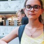 студентка в Чешском Техническом Университете eurostudy